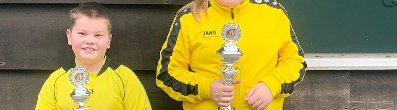 Sofie Elshoff kampioen straat categorie 2